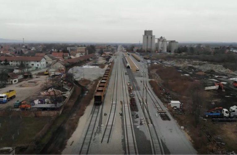 U martu završetak prvog podvožnjaka u Inđiji, u planu rekonstrukcija železničke stanice