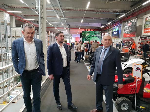 """Organizovan prvi sajam kompanije """"Agromarket"""" u Inđiji"""