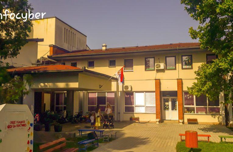 OBAVEŠTENJE roditeljima za upis dece u zabavište u opštini Inđija