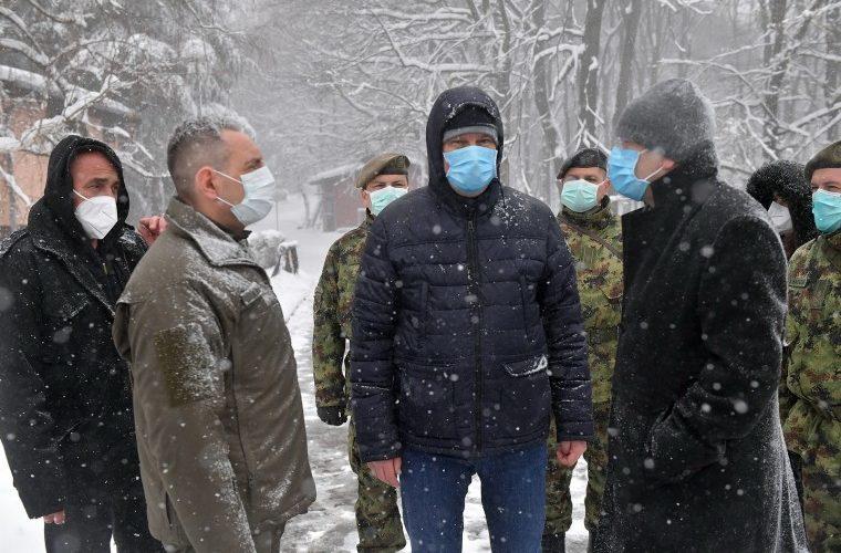 """Letenka"" na Fruškoj gori osposobljena za karantin"