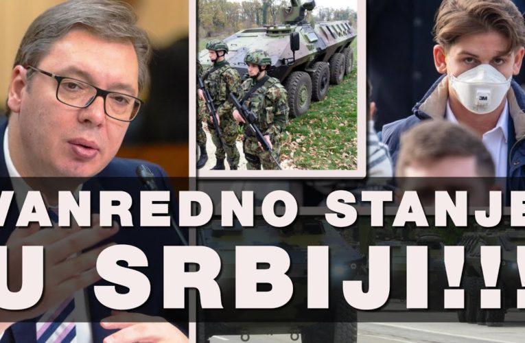 VANREDNO STANJE u Srbiji zbog korona virusa, nema škole, vrtića i fakulteta