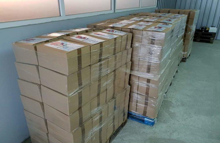 OD SRCA Mali privrednici donirali 350 paketa za socijalno ugrožene u Inđiji