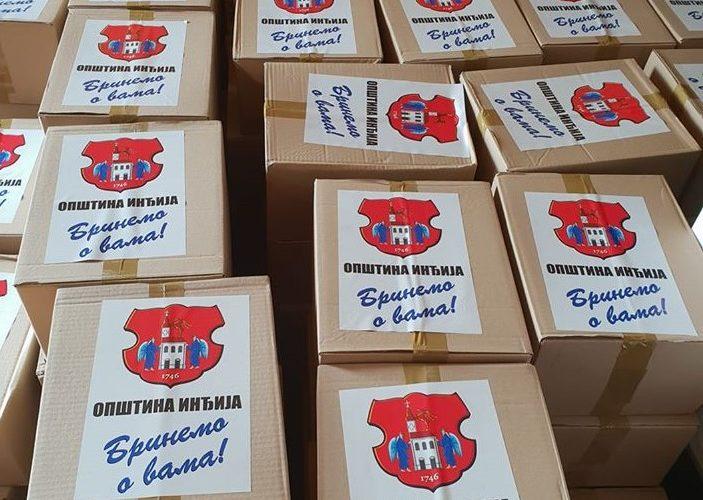 STIŽU PAKETI Danas distribucija u Jarkovcima, Ljukovu i Maradiku