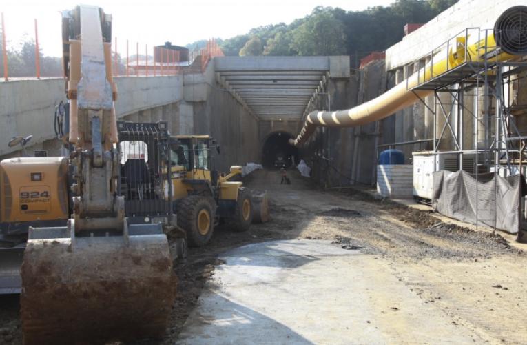 NA TRASI BRZE PRUGE: Probijena prva tunelska cev u Čortanovcima
