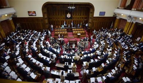 Poslanici sutra o ukidanju vanrednog stanja u Srbiji