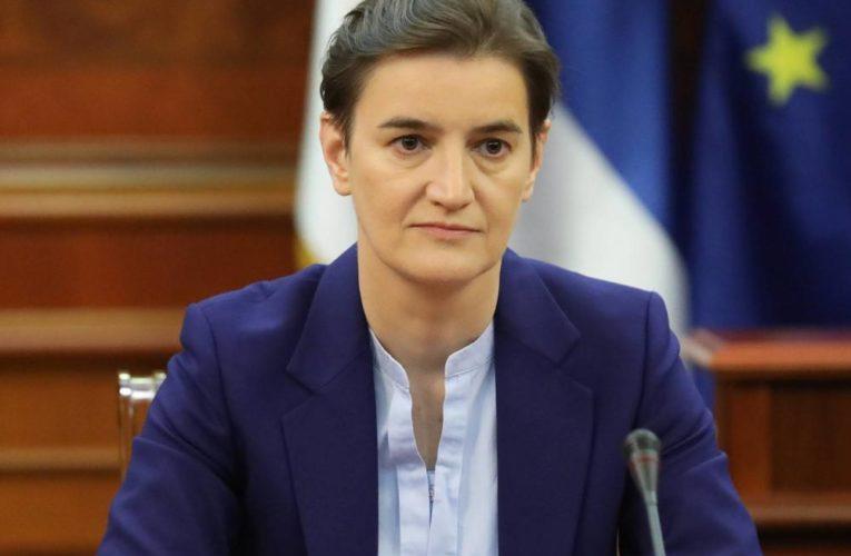 PREMIJERKA Ana Brnabić danas otvara novu fabriku u Inđiji