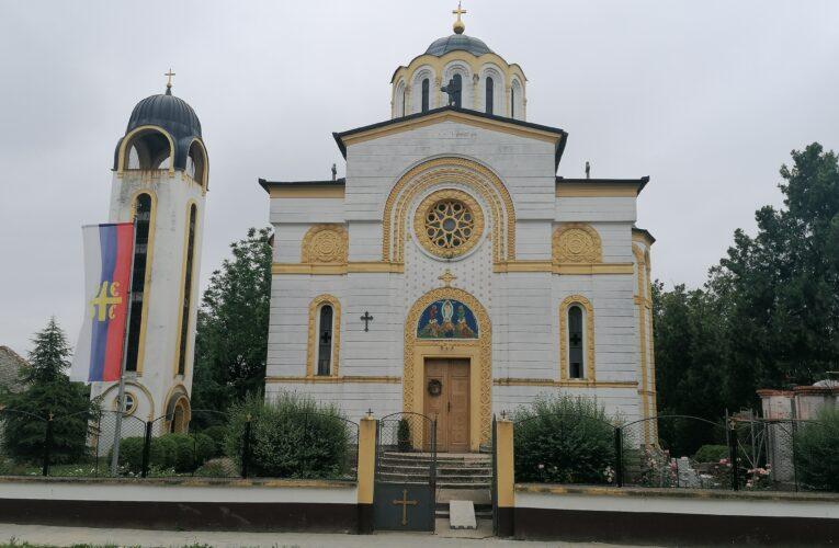 NAŠE SVETINJE: Pravoslavna crkva Preobraženja u Novom Slankamenu