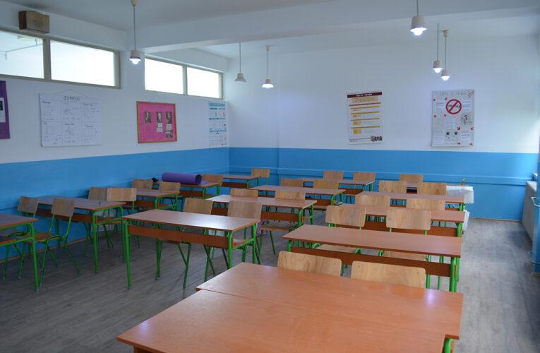 AKTUELNI RADOVI: Škola u Krčedinu od jeseni u novom ruhu
