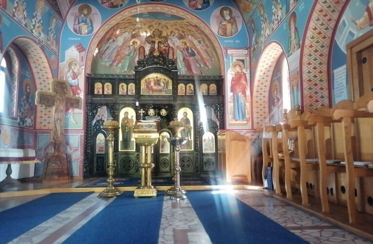 NAJLEPŠA CRKVA U OKRUŽENJU: Hram Uspenja Presvete Bogorodice u Ljukovu