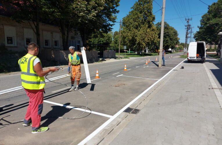 Novi Slankamen dobio 20 parking mesta-završeni radovi na uređenju centra