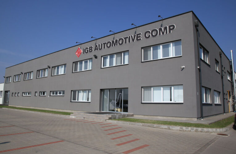 IGB AUTOMOTIVE: Dani karijere u Novom Slankamenu i Krčedinu