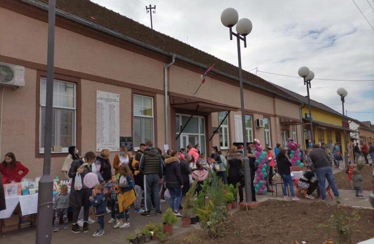 VELIKO SRCE KRČEDINACA U humanitarnoj akciji skupljeno 546.000 dinara