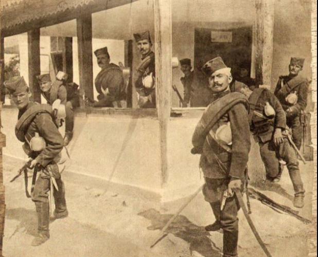 """NE PROPUSTITE Izložbu """"Oružje naših pobeda 1914-1918."""" u Kulturnom centru"""