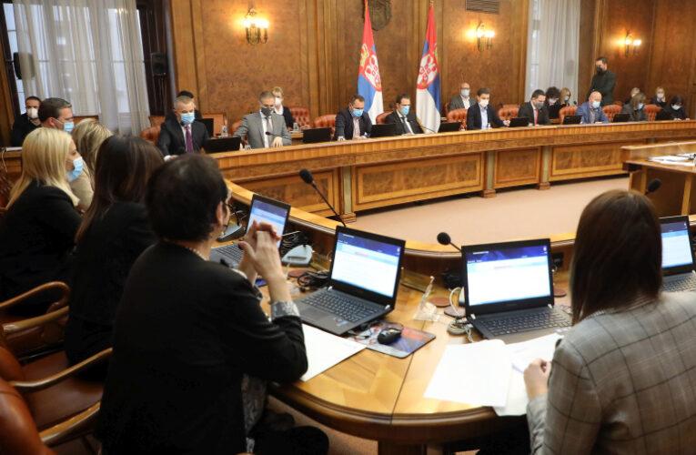 Vlada usvojila nove mere u borbi sa epidemijom COVID-19