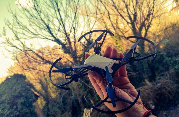 Mali DRON PILOTI u Inđiji (VIDEO)