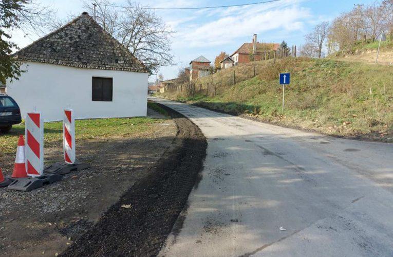 ODRŽAĆEMO OBEĆANJE i uraditi asfalt ispred svake kuće poručio Gak