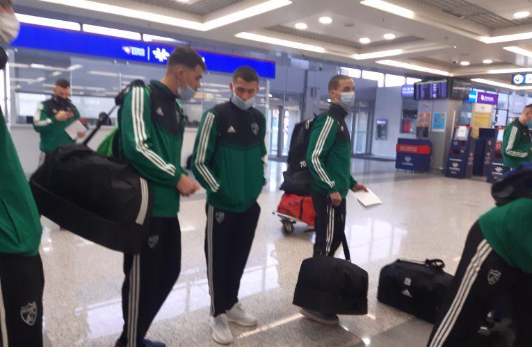 Fudbaleri Inđije krenuli put Antalije na pripreme