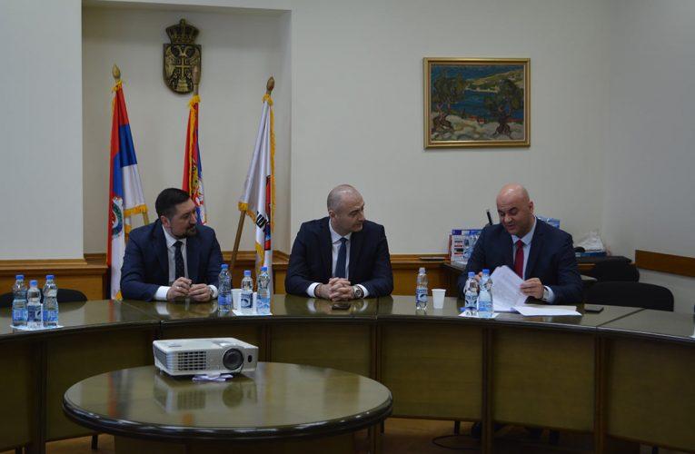 TURIZAM U INĐIJI: Sekretar Ivanišević posetio Inđiju, najavio nove projekte (VIDEO)