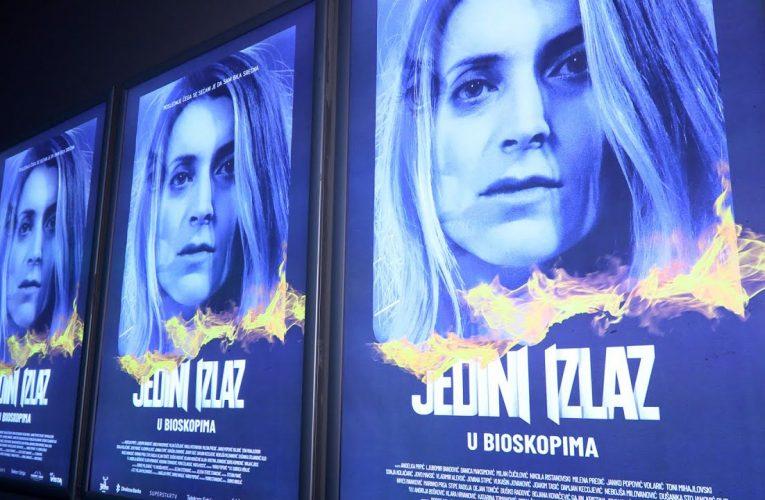 """U BIOSKOPU KULTURNOG CENTRA: Domaći psihološki triler """"Jedini izlaz"""" sa Anđelkom Prpić"""