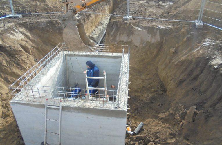 POČELI RADOVI: Toyo Tires priključen na vodovodnu i kanalizacionu mrežu