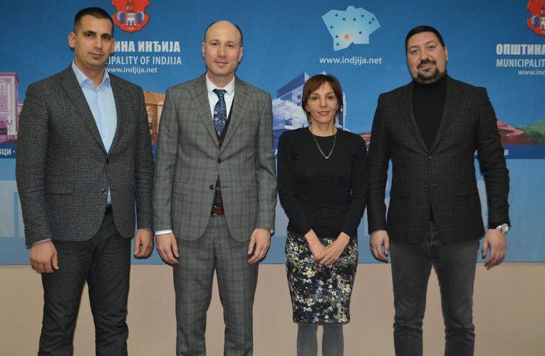 Delegacija Turske boravila u opštini Inđija