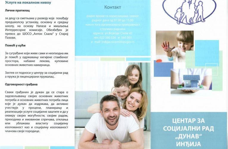 """Inđijski Centar za socijalni rad """"Dunav"""" proslavio 39 godina postojanja i rada"""