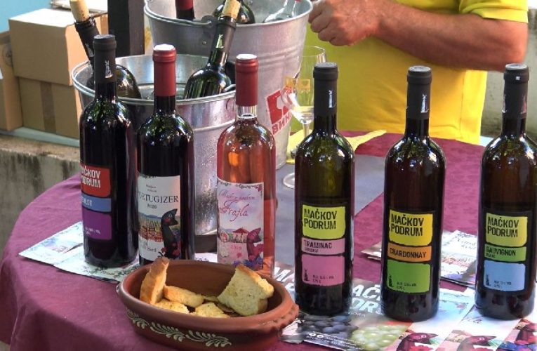 U Inđiji održan 4. festival fruškogorskih vina (VIDEO)