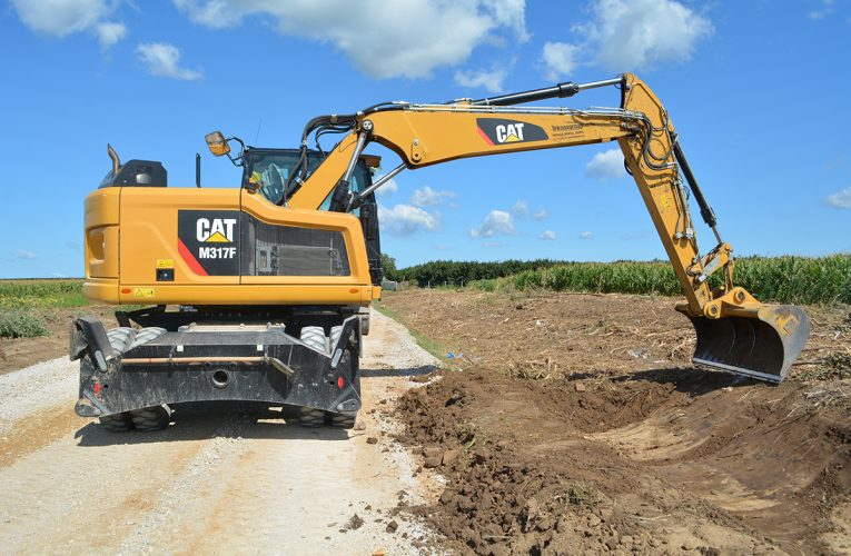 U toku radovi na kompletnoj rekonstrukciji puta Novi Slankamen-Surduk