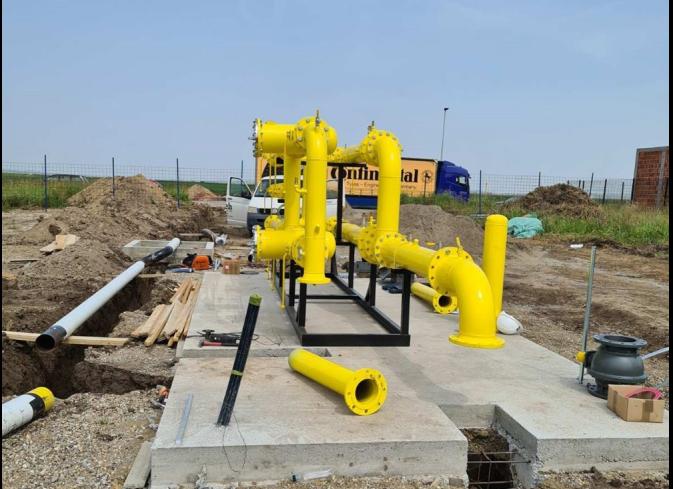 U toku izgradnja gasne stanice za najvećeg investitora Toyo Tires u Inđiji