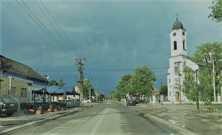 Selo naše heroine Vere Miščević