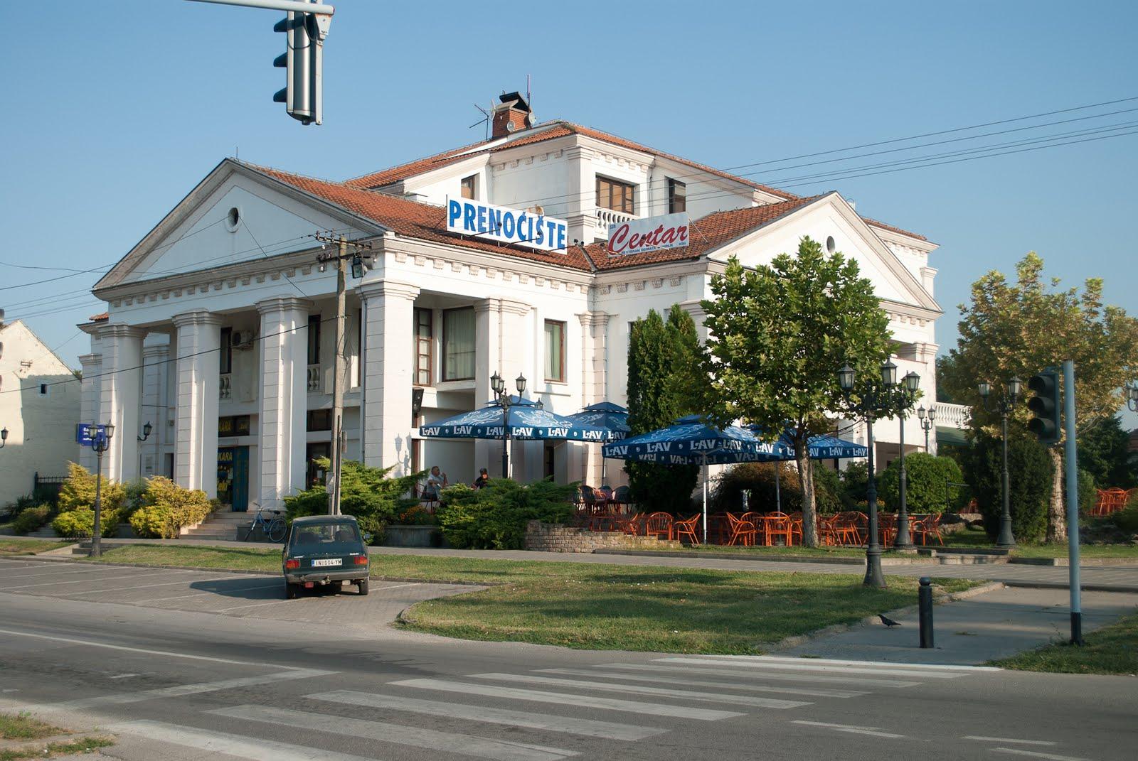 Beška- buduća lokacija za investitore