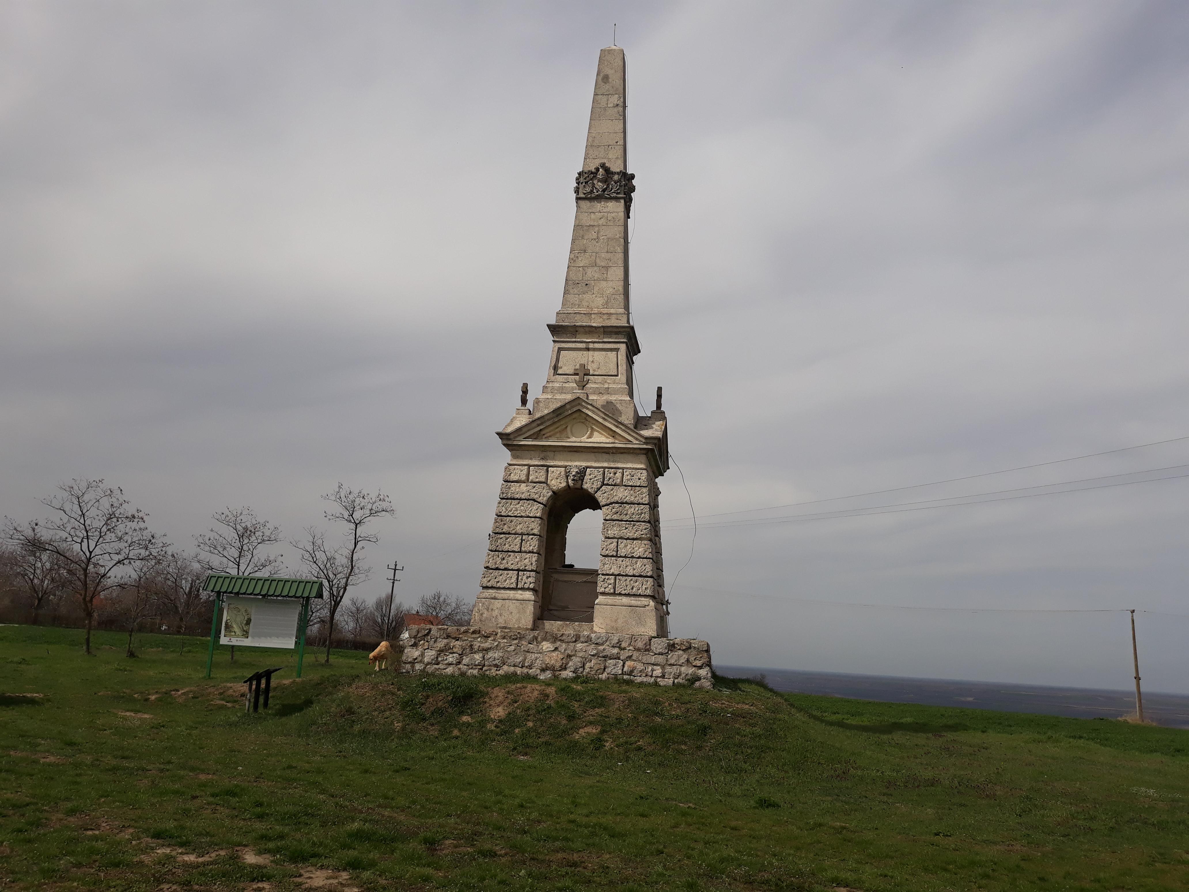 Slankamenački obelisk-nemi svedok istorijske bitke