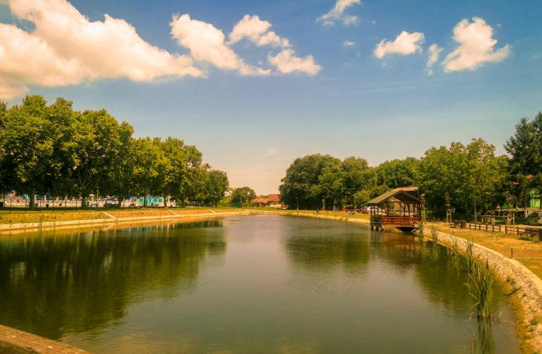 JEZERCE KOD BAZENA: Zelena oaza našeg grada