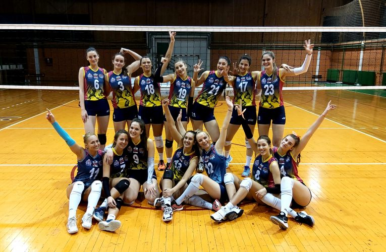 ODBOJKAŠICE INĐIJE: Superligaški san se nastavlja, pobeda nad devojkama iz Smedereva