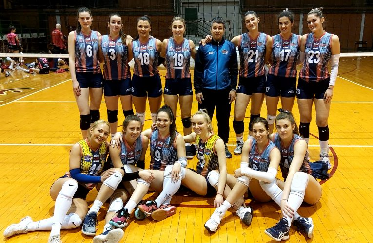 ODBOJKAŠKI KLUB INĐIJA: Deseta pobeda u nizu-korak do Super lige