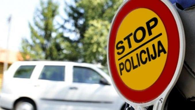 STARA PAZOVA Uhapšen zbog vožnje u pijanom stanju i bez dozvole