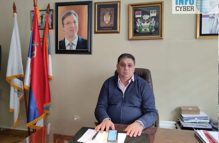 INTERVJU: Đorđe Radinović, predsednik opštine Stara Pazova