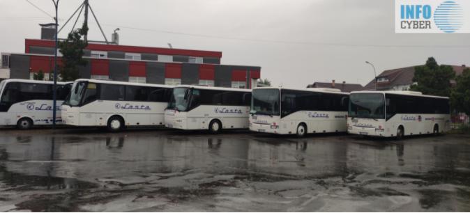 BOLJE USLUGE JAVNOG PREVOZA: Pet novih autobusa u opštini Inđija