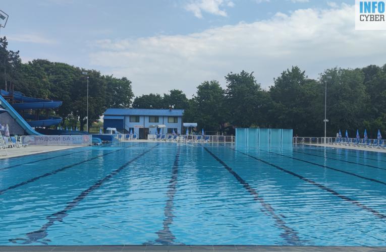 POČELA SEZONA NA GRADSKOM BAZENU: Jedan od najlepših bazena otvorio kapije za posetioce (VIDEO)