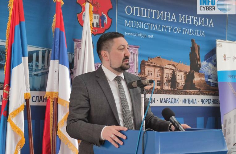 NOVA RADNA MESTA: Na pomolu nova investicija u opštini Inđija (VIDEO)
