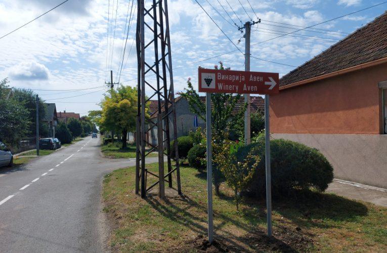 Završeno postavljanje kompletne turističke signalizacije na teritoriji opštine Inđija