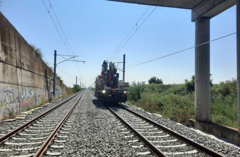 Kontaktna mreža na brzoj pruzi Stara Pazova-Novi Sad od 17. septembra pod visokim naponom