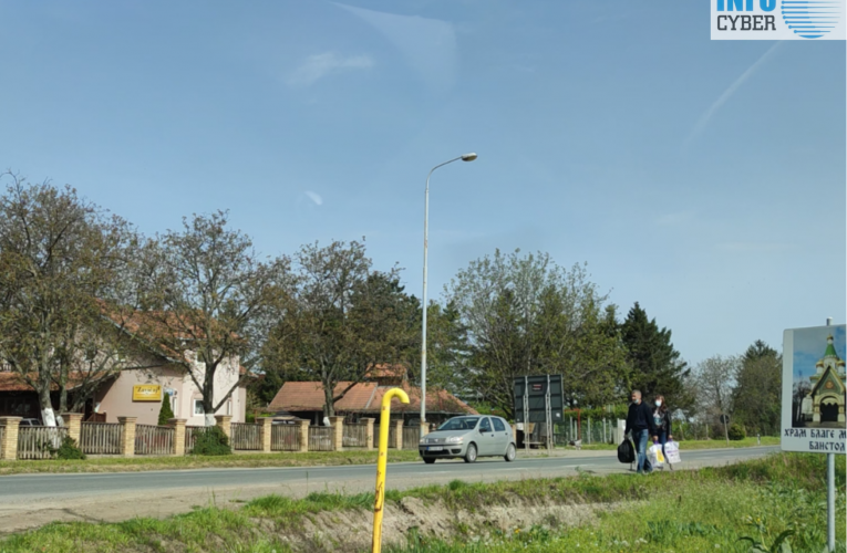 Počinju radovi na rekonstrukciji puta Banstol-Čortanovci (VIDEO)