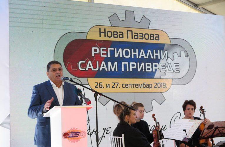 14. Regionalni sajam privrede u Novoj Pazovi 30. septembra i 1. oktobra